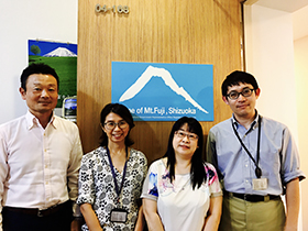 静岡県東南アジア事務所
