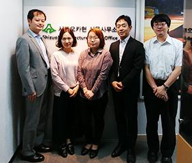 韓国ソウル事務所