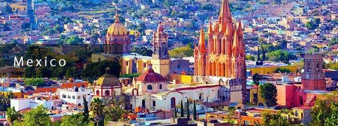 メキシコ ビジネスサポートデスク